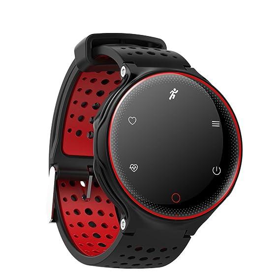 Hombre Smartwatches,Multifunción Reloj deportivo Resistente ...