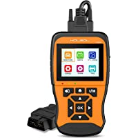 KOLSOL KS501 OBDII EOBD Scan Tool for Universal Vehicles Automotive Scanner Diagnostic Tool
