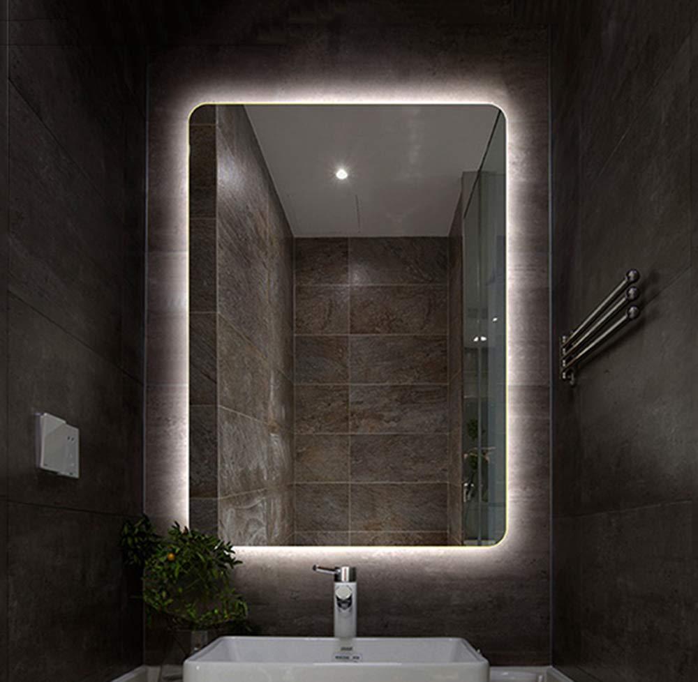 d/ésembuage Miroir Lumineux /à Del Coiffeuse Murale r/étro/éclairage de la Salle de Bain
