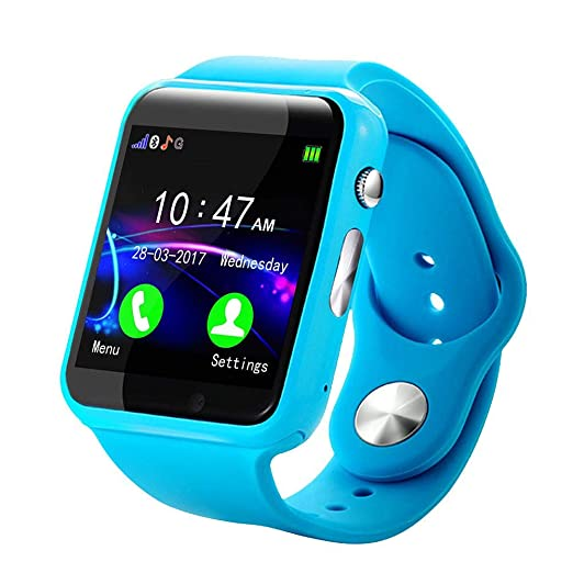 johlye U10 Kids Smartwatch Impermeable Bluetooth Anti ...