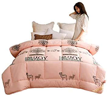 31dcfb41c65 Quilt Winter Warm Cotton Quilt Fashion Double Single Quilt Home Bed Fashion  Bed Bedroom Personality
