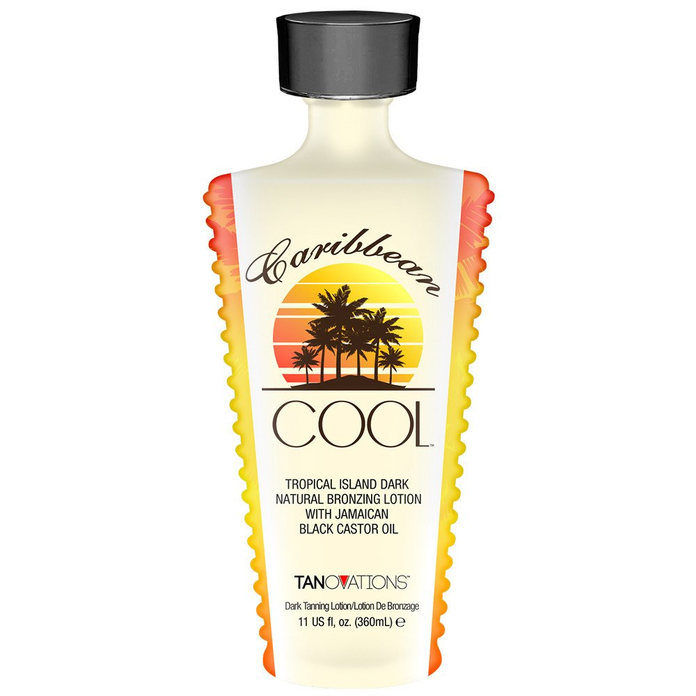 ED HARDY DEVOTED CREATIONS CARIBBEAN COOL 11 oz TANNING LOTION