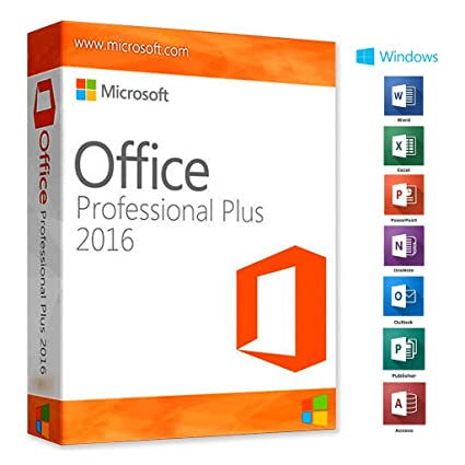 Microsoft Office 2016 >> Microsoft Office 2016 Professional Plus Digital Delivery Only Key And Download Lifetime License For 1pc 1user