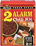 Wick Fowler's Products 2-Alarm Chili Kit, 3.625-Ounce Boxes (Pack of 12)