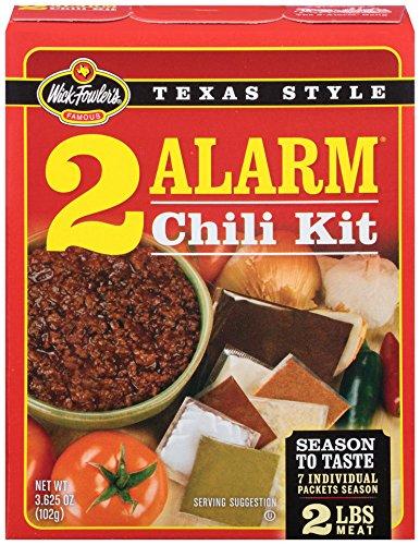 2 alarm chili seasoning - 2