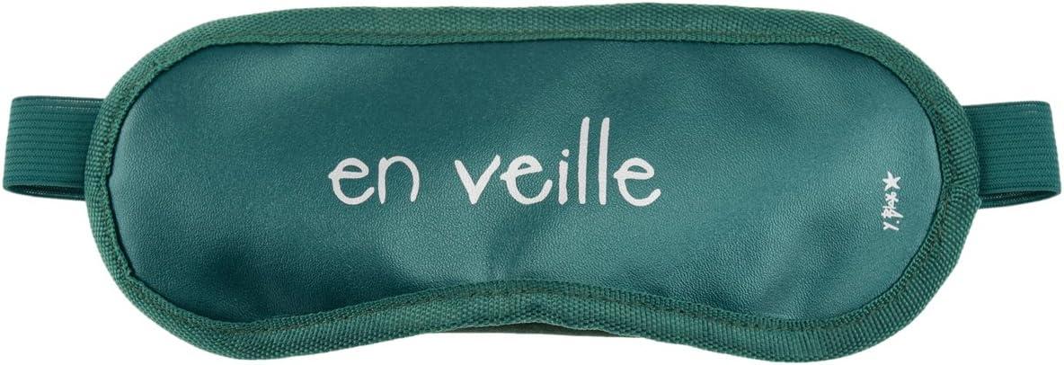 20 cm Incidence Paris London Colorama Masque de Sommeil Bleu Nuit