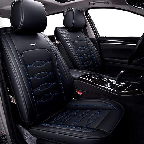 Amazon.com: Skysep - Funda para asiento de coche, de piel ...