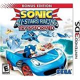 Sonic and All-Stars Racing Transformed Bonus Edition - Nintendo 3DS