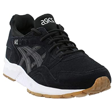 new concept 70a2a df58a Amazon.com | ASICS Gel Lyte V 5 Black Gum Nubuck H61PK-9090 ...