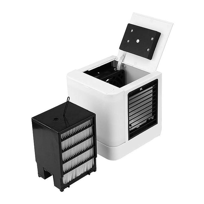 Amazon.com: Air Cooler Fan LCD Display Digital Display Air Cooler ...