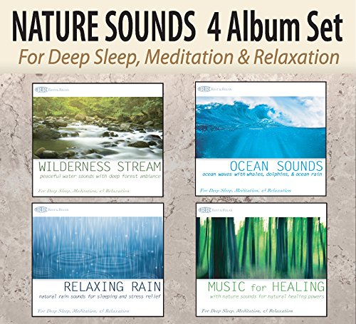 NATURE SOUNDS 4 Album Set