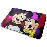 """Welkom Entree Deurmatten Mickey Mouse en Minnie Mouse Deurmat en Hond Mat, 15.7"""" X 23.5"""" Antislip Deurmatten Vloermatten…"""