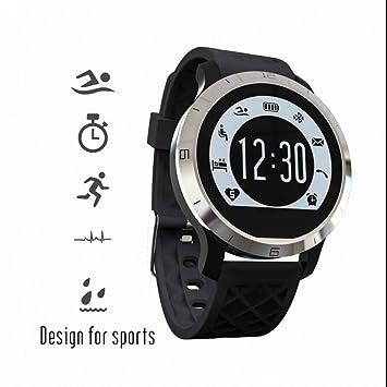IP68 Impermeable Deporte Reloj Inteligente Pulsómetro Podómetro ...