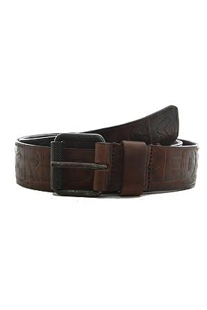 a62de16b6705 Redskins ceinture arty marron U 100  Amazon.fr  Vêtements et accessoires