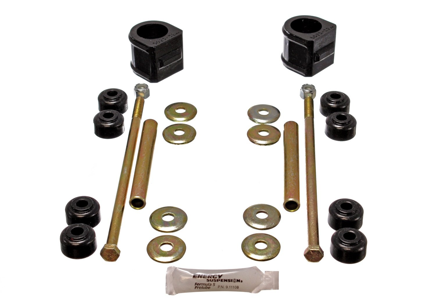 Energy Suspension 3.5136G GM 4 X FRT SWAY BAR BUSHING SET