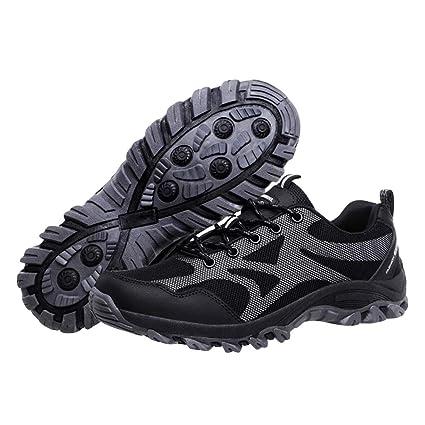 AEMUT Chaussures de Cyclisme, Chaussures de randonnée pour