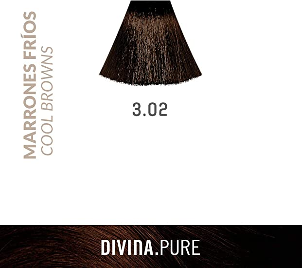 Eva Professional Hair Care Tinte Profesional Divina Pure N ...