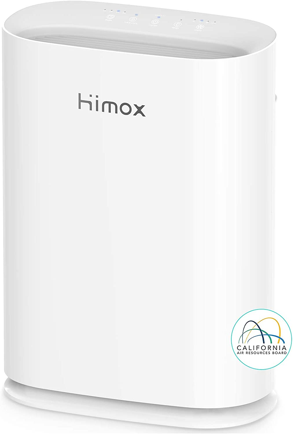 HIMOX H05 Air Purifier Extra-Large Room for 723 Sq Ft, Medical Grade H13 HEPA Filter, Adjustable Timer, Ultra Quiet Sleep Mode, Air Cleaner Purifiers 99.9% Removal in a Smart Design, Fit for Home Bedroom Living Room