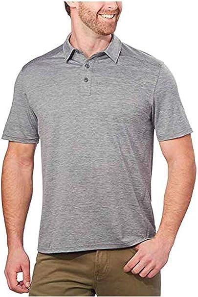 G.H. Bass \u0026 Co. Men's Short Sleeve