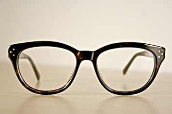 d9ab97373c OGS 1960s Sixties Tortoiseshell Effect Acrylic Retro Eyewear ...