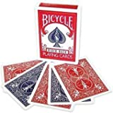 Bicycle Double Back Red Blue Magic Playing Cards