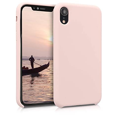 coque apple iphone xr silicone
