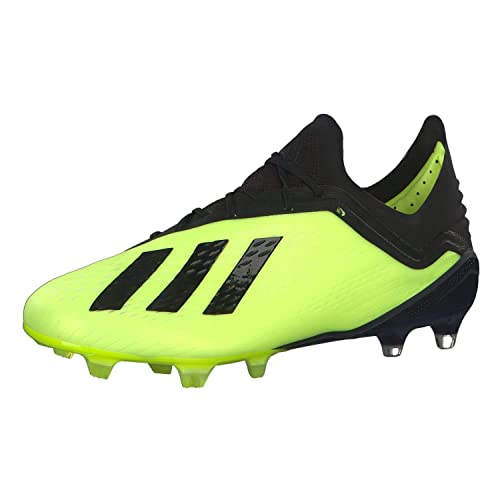 Syellocblackftwwht 1 Adidas Uomo Da Fg Giallo Calcio X Scarpe 18 pxwwqZfzF