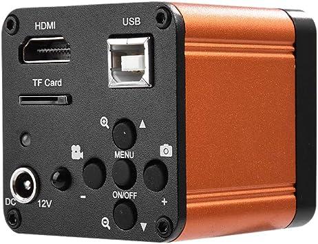 Nrpfell 16Mp Cámara de La Industria, 110-240V 1080P 60Fps Hdmi ...