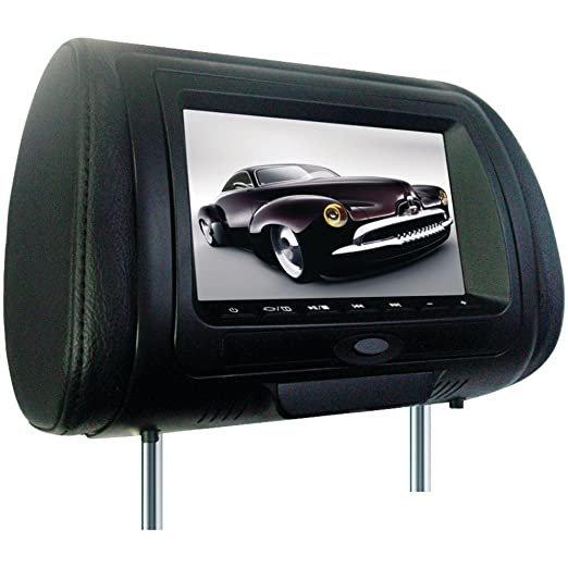 61hAOFUFu9L._SX522_ amazon com concept cld 700 7 inch chameleon headrest monitor with  at nearapp.co