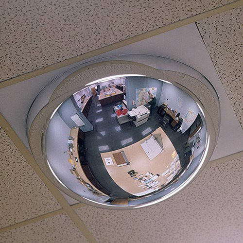 See All Drop-In Dome Mirror - 24X48'' - 24x48''