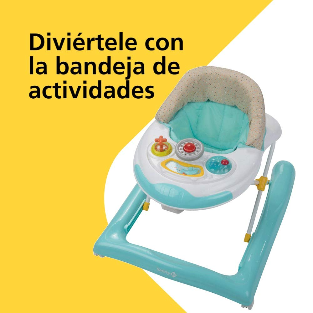 Safety 1st BOLID Happy Day - Andador, color beige: Amazon.es: Bebé