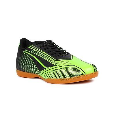 9d07fa517f5bf Tênis Futsal Masculino Penalty Storm Speed Indoor Verde/preto ...