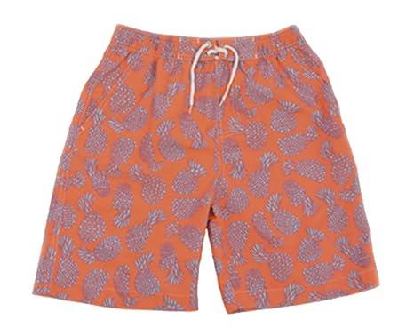 d9523fd357 Tom Franks Boys Childrens Fun Design Summer Beach SURF Board Swim Pool  Shorts - Orange Green Aztec Age 6/7-12/13: Amazon.co.uk: Clothing