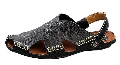 amazon com pointss men s and boys strap slides slippers new