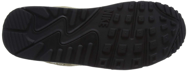Nike Damen Air Max 90 Leather Leather Leather Laufschuhe cb9029