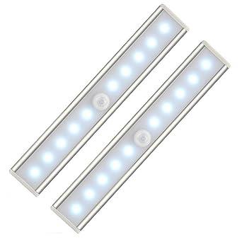 KKAAEE 10 LED, Sensor-Leuchten , Lichtleiste, mit einem ...