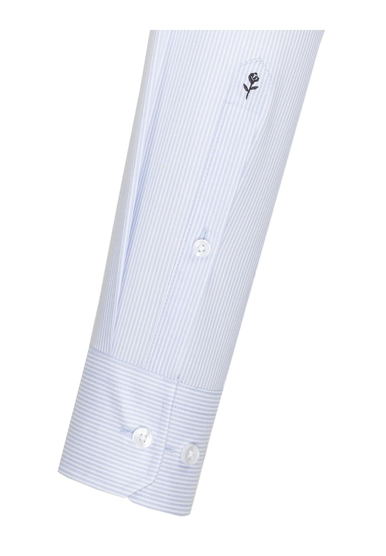 Camisa de Oficina para Hombre Seidensticker Slim Langarm Mit Kent Kragen