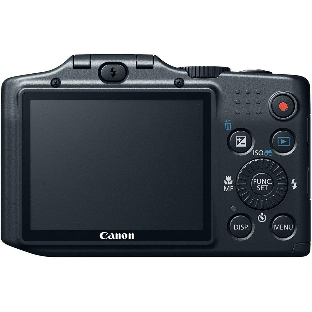 amazon com canon powershot sx160 is 16 0 mp digital camera old