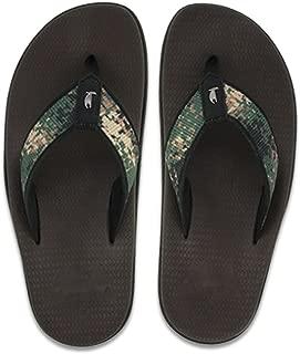 product image for Island Slipper Mokulua Moku Sandal - Jarhead Camo - Size 12