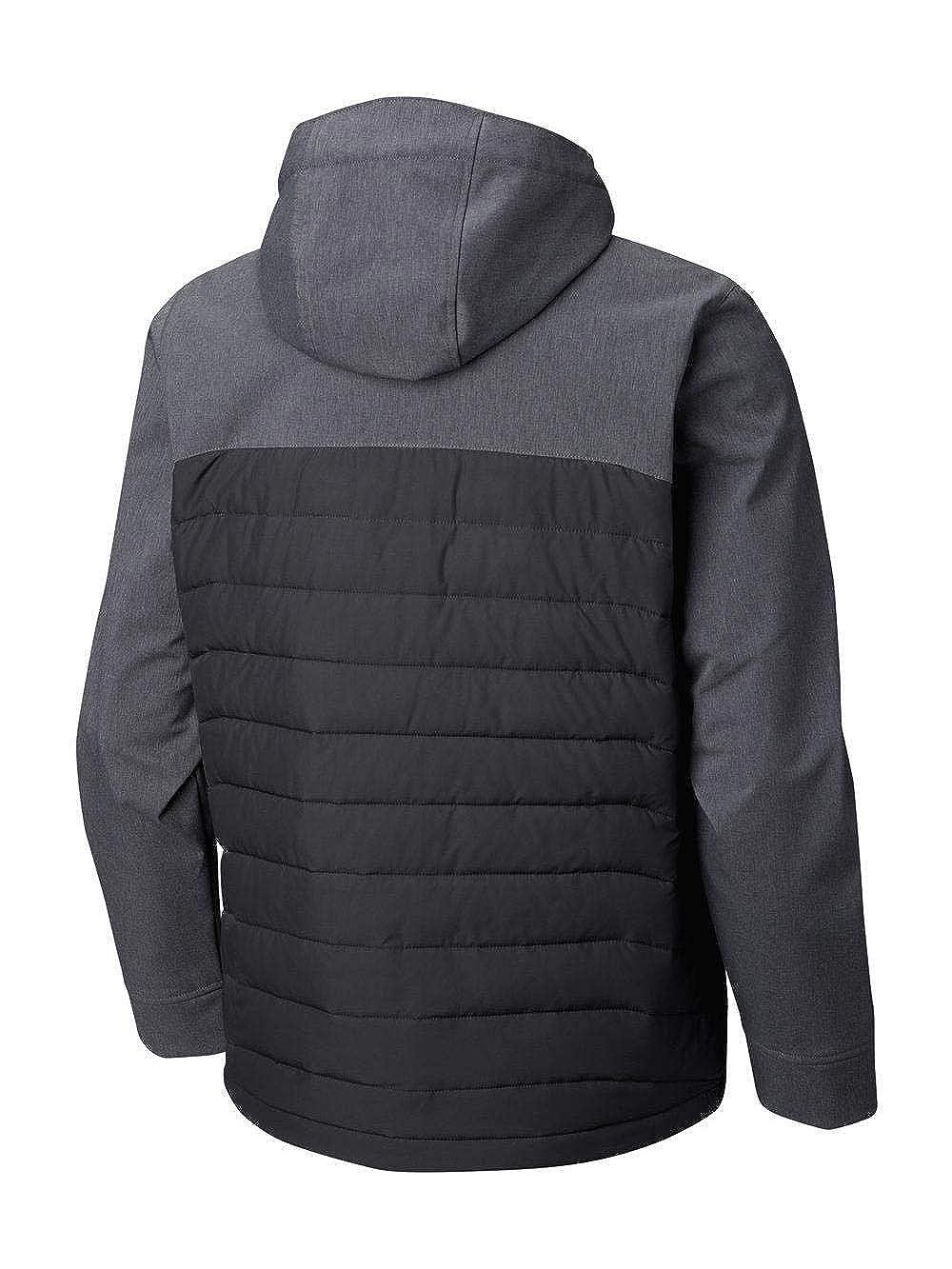 179912 Oyanta Trail Hybrid Hooded Puffer Jacket Columbia