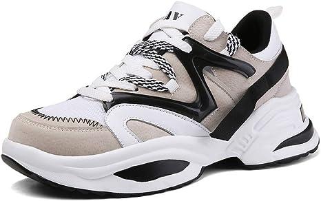 CTLNZ Running Calzado Zapatillas De Primavera para Hombre, Zapatillas Viejas, 36.: Amazon.es: Deportes y aire libre