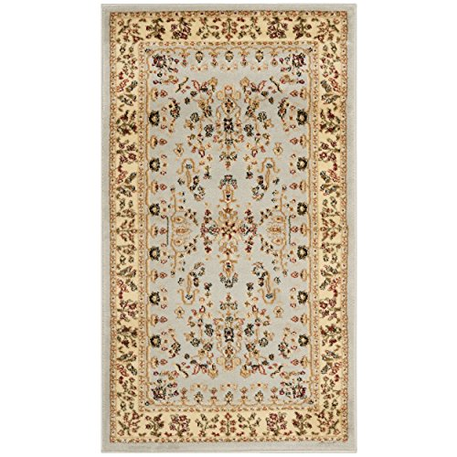 Safavieh Lyndhurst Collection LNH331G Traditional Oriental Grey and Beige Area Rug (2'3