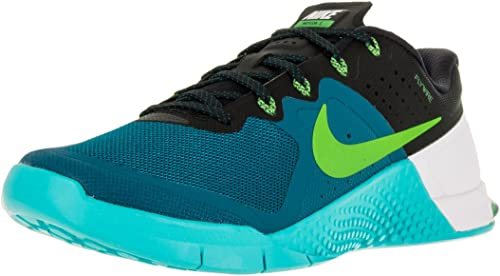 trabajo Ritual Desnudo  Nike Metcon 2, Men's Sneakers, green, 5.5 UK (38.5 EU): Amazon.co.uk: Shoes  & Bags