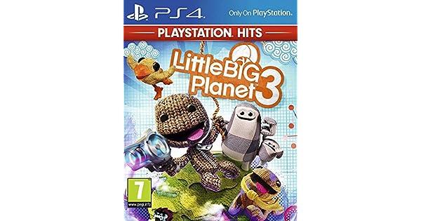 LittleBigPlanet 3 HITS [Importación francesa]: Amazon.es ...