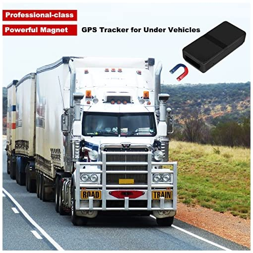 ABLEGRID 12000mAh GT021 Real Time Magnetic Hidden Tracking Device L GPS Tracker