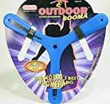 Duncan Outdoor Booma Sports Boomerang - Blue