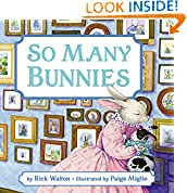 #6: So Many Bunnies Board Book: A Bedtime ABC and Counting Book