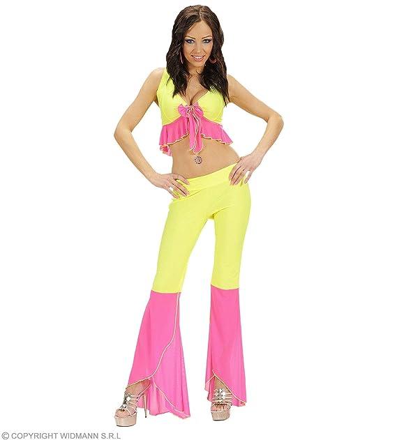 Desconocido Sexy bailarina de Samba traje de luces de neón ...