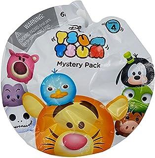 Disney Tsum Tsum mystery pack series 4 (1 Tsum Tsum & 1 accessory per pack