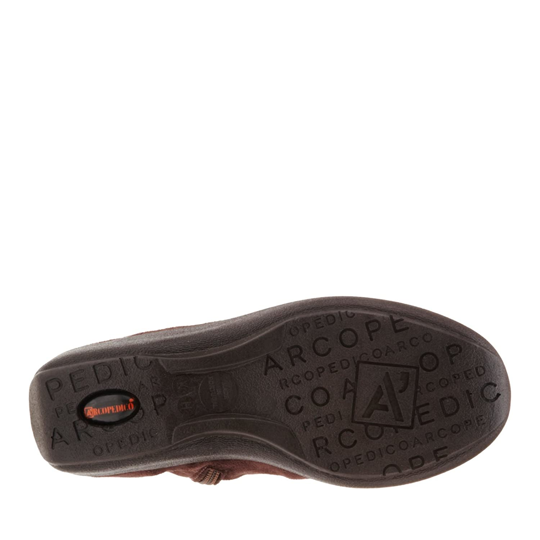 Arcopedico Women's L8 B001HEJIF6 35 M EU|Brown Suede